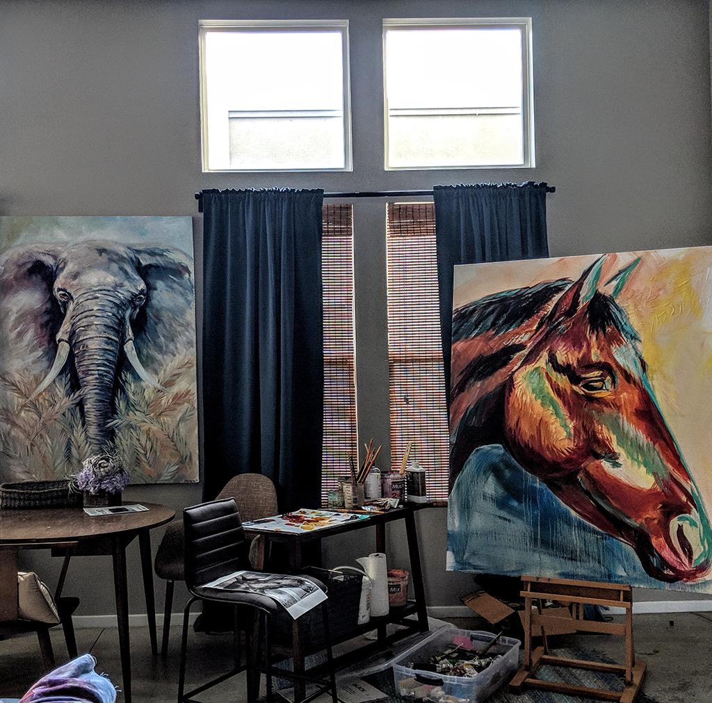 Brian Peterson: Studio