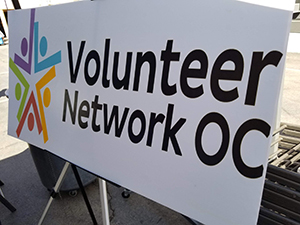 Volunteer Network OC Event