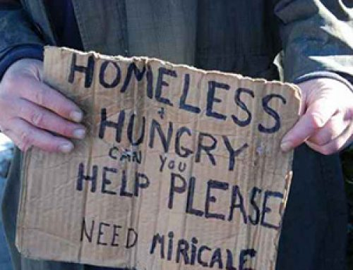 Panhandlers – Should or Shouldn't We Help Them