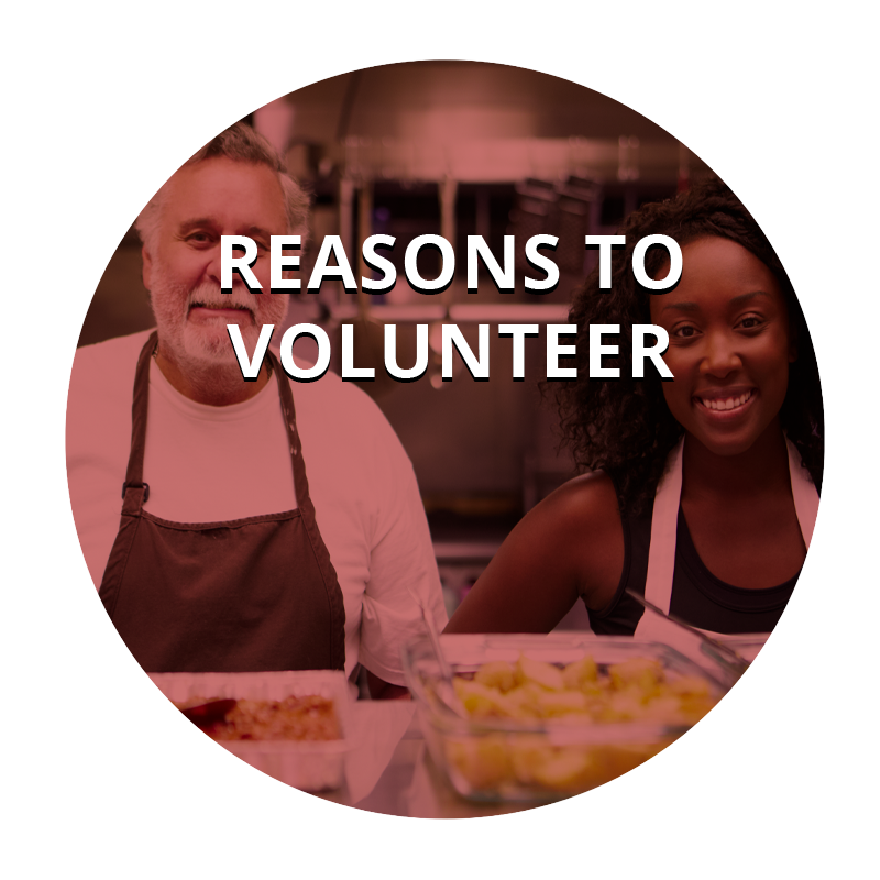 Reasons To Volunteer