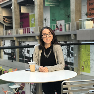 Esther Shin, New Volunteer